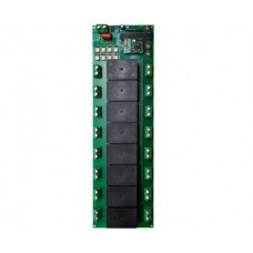 Eight Circuit Radio Panelboard
