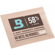 Boveda 58% RH (4 GRAMS) -- bulk (600 packets/case)