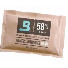Boveda 58% RH (8 grams) -- bulk (300 packets/case)
